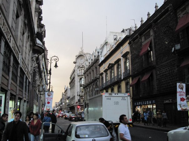 Centro Historico Mexico City