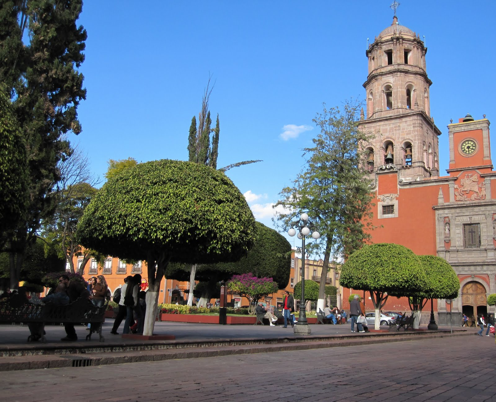 Queretaro-Mexico-Safe places in Mexico