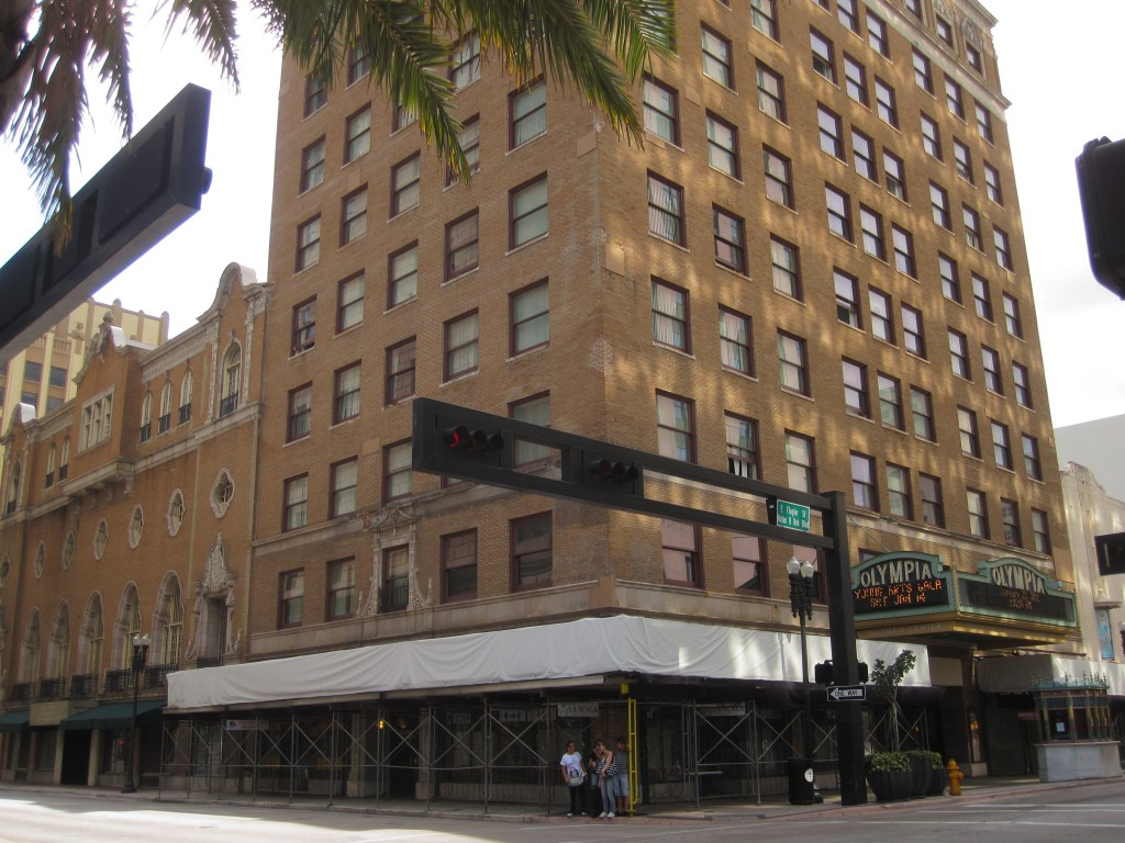 The Olympia Theater and Office Building in Miami