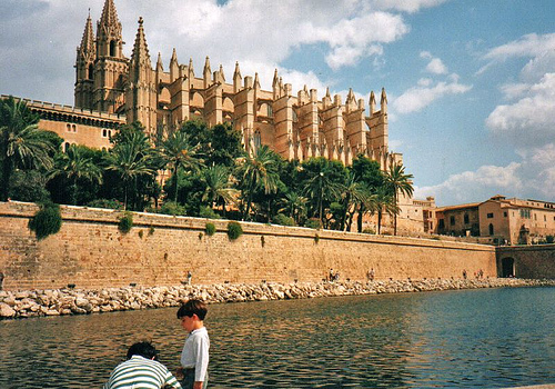 Palma cathedral, Majorca by john_worsley_uk