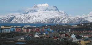 Nuuk, The Capital and Largest City in Greenland CC By Oliver Schauf