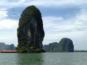 Phang Nga National Park in Phuket CC Deror Avi