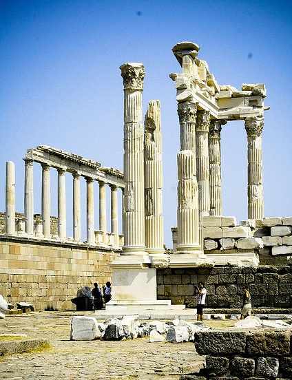Acropolis of Pergamon