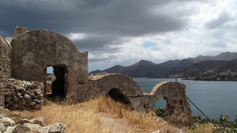 Possible Atlantis location on Crete
