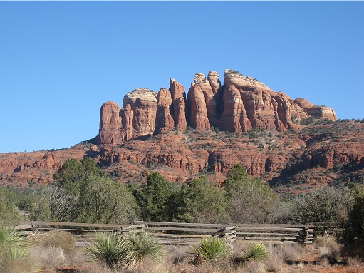 mountains in sedona