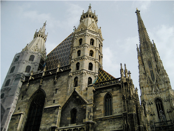 Cathedrals in Vienna