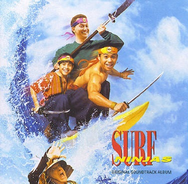 Rob Schneider in Surf Ninjas