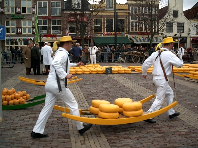 Cheese in Holland