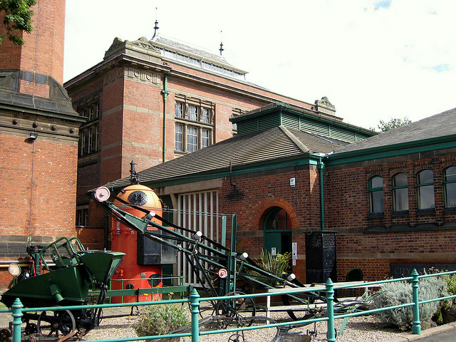 Pumping Stations in England