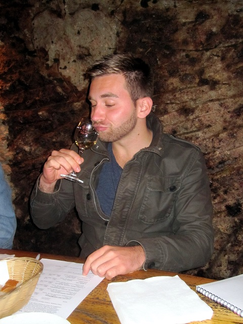 how to drink Tokaj wine
