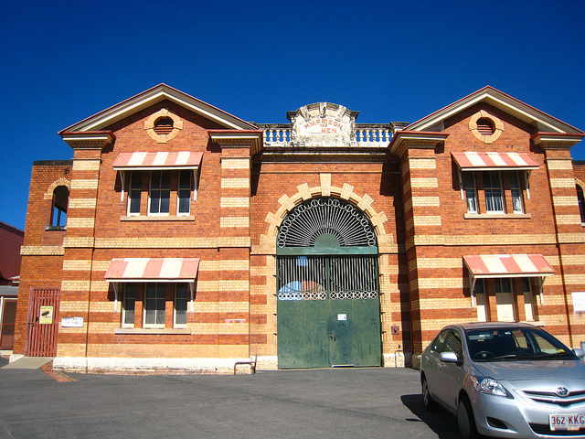 Boggo Road Jail, Queensland, Australia