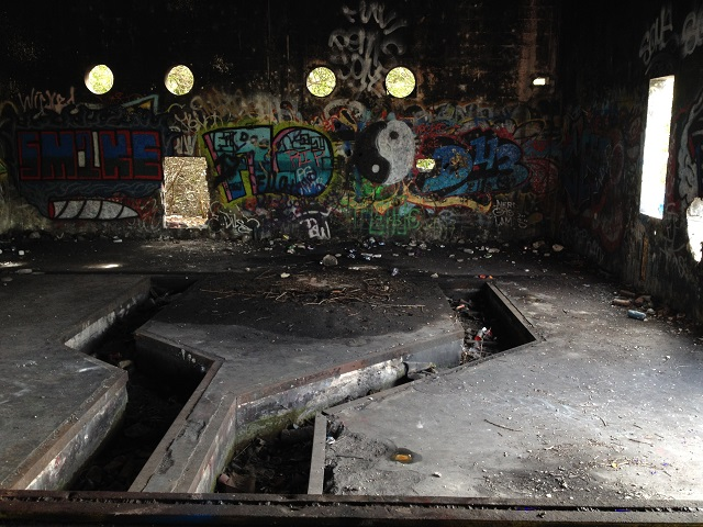 abondoned nike missle base in Miami