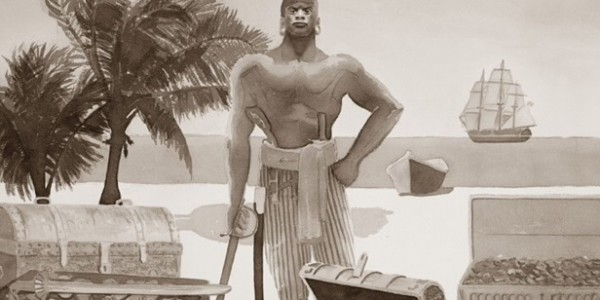 Black Miami, Black Caesar Pirate, from Wikipedia for freatured image