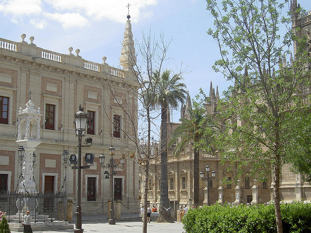 A trip to Seville can be filled with many sights to see and things to do!