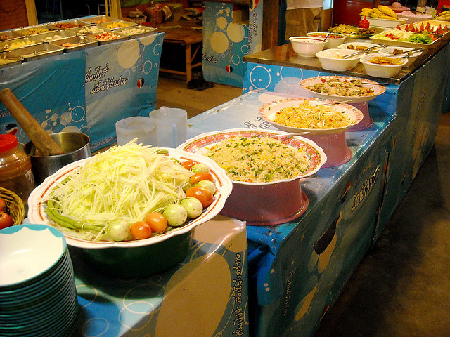 The food in Thailand is so varied and flavourful, you will feel like you have died and gone to foodie heaven!