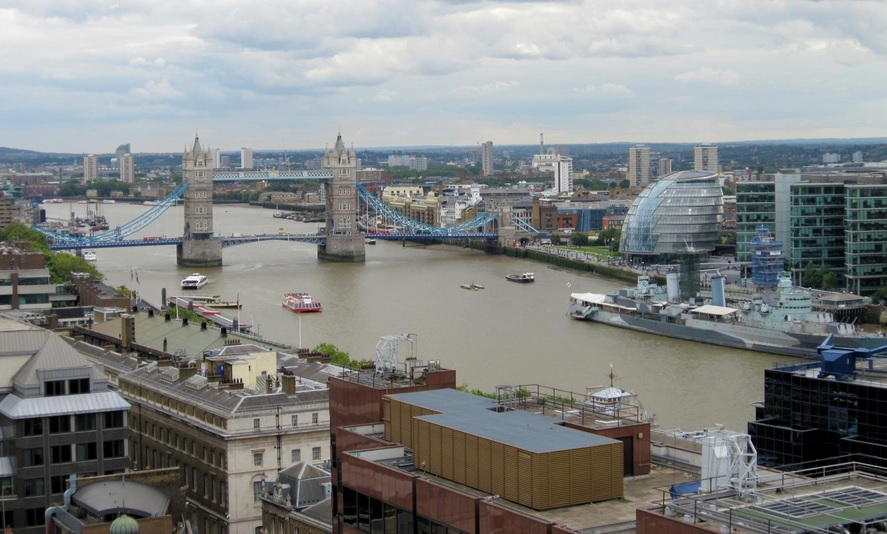 There are many tourist attractions in London - will you see them all?