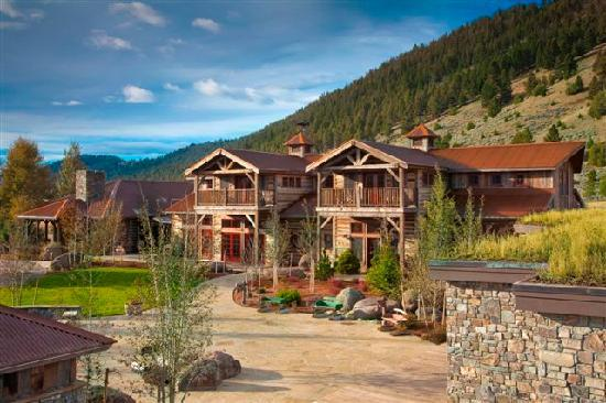 rock creek ranch in Montana