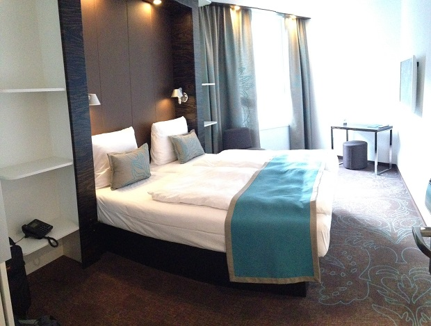 My Stay At The Awesome Motel One In Brussels