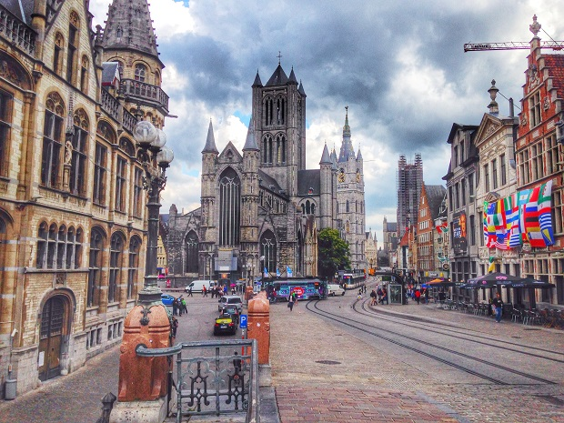 One Day in Ghent Belgium
