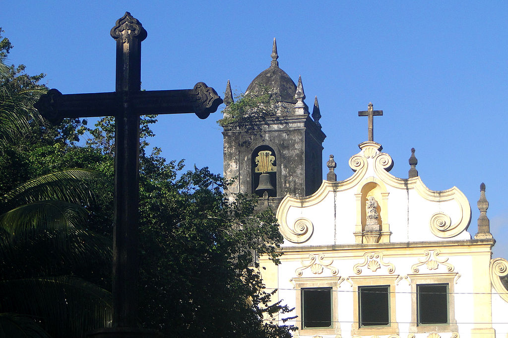 cathedral in Recife