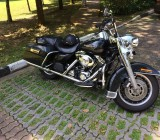 Harley rental in Singapore from Big Loud Rides