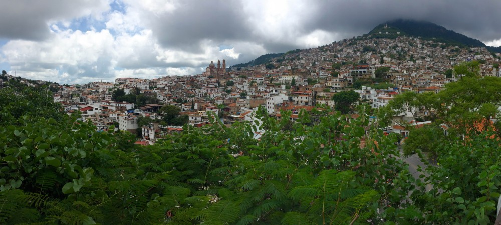 weekend in Taxco, Mexico