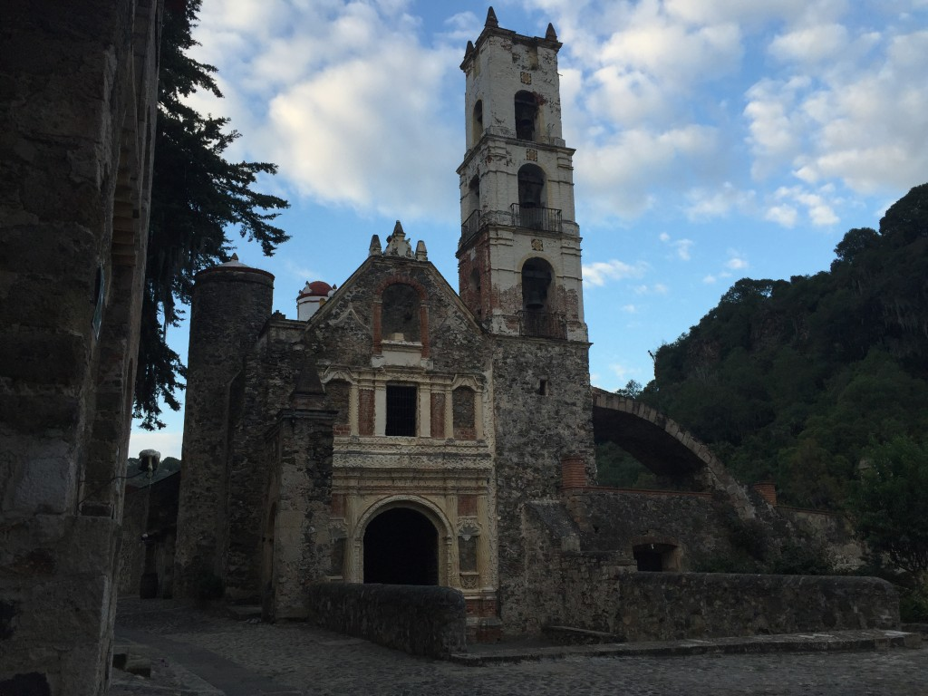 church at hacienda santa regla