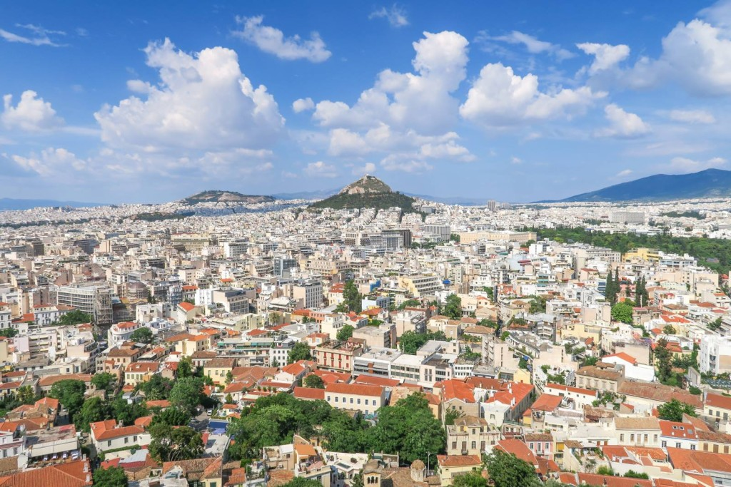 Athens, Greece by Ryan Gargiulo
