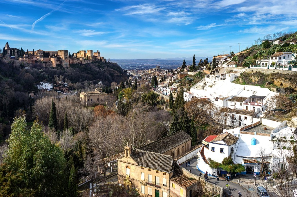 Granada, Spain, taken by Matt Karsten