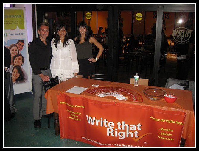 write that right event