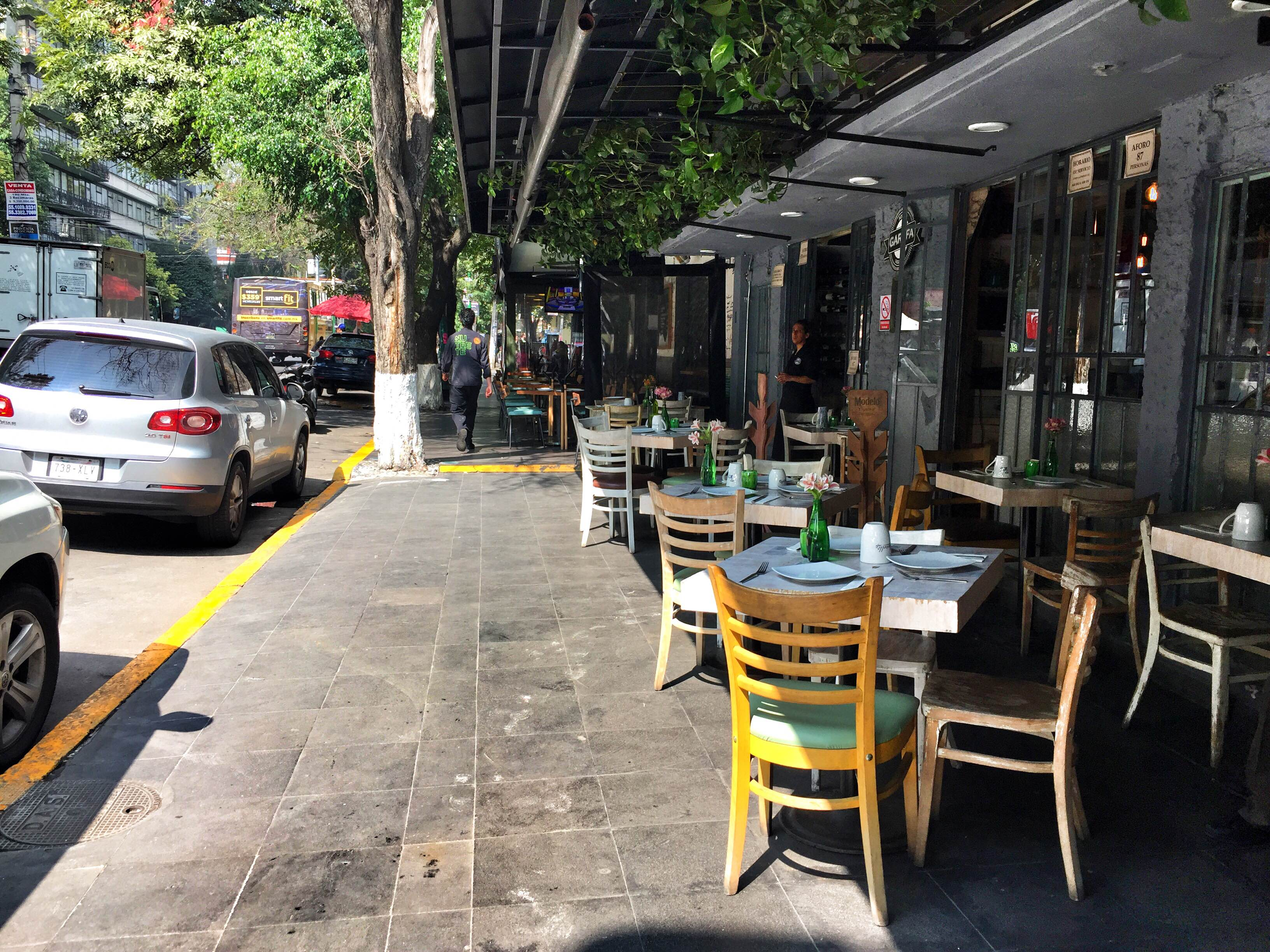 Restaurants in Condesa