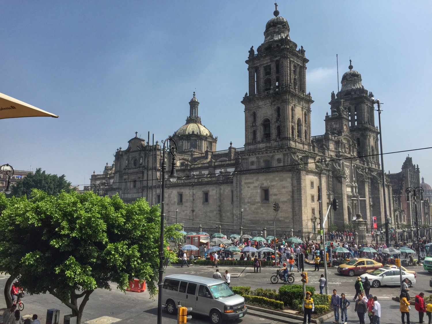 best neighborhoods in Mexico City - Centro