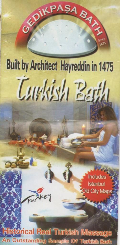 Turkish Bath House in Istanbul, Turkey