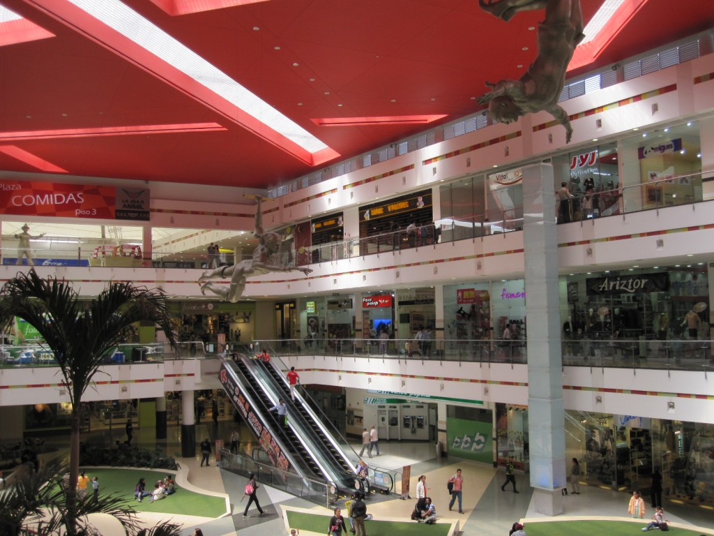 Centro Mayor Mall