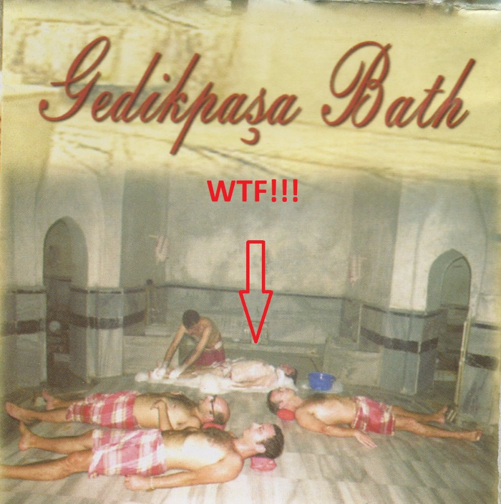 Gedikpasa Bath House
