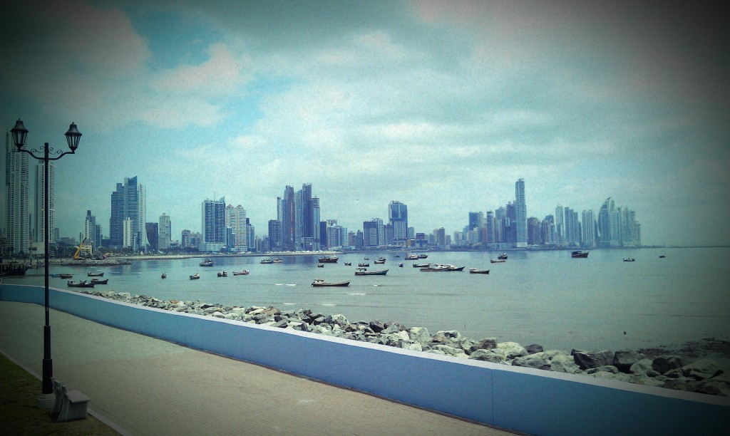 Skyscrapers in Panama City, Panama