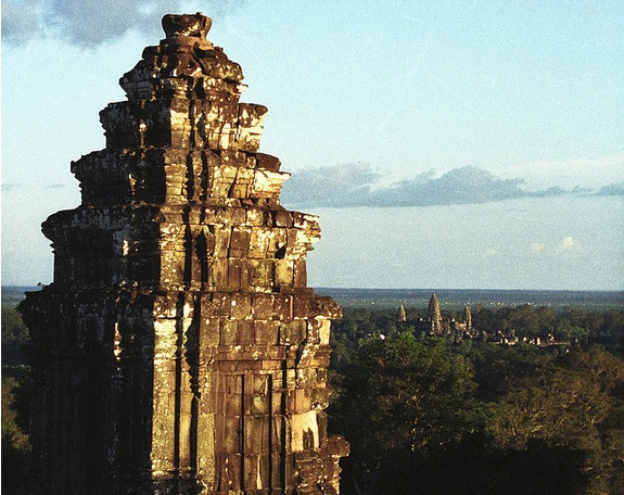 Khmer Empire temples