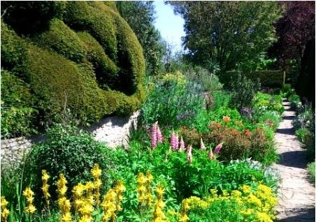 gardens in England