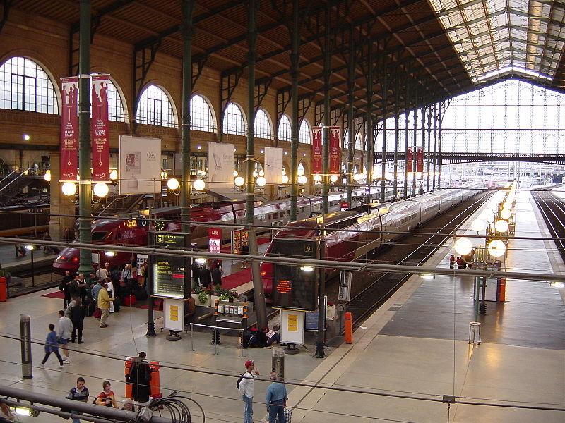 Gare du Nord Scams
