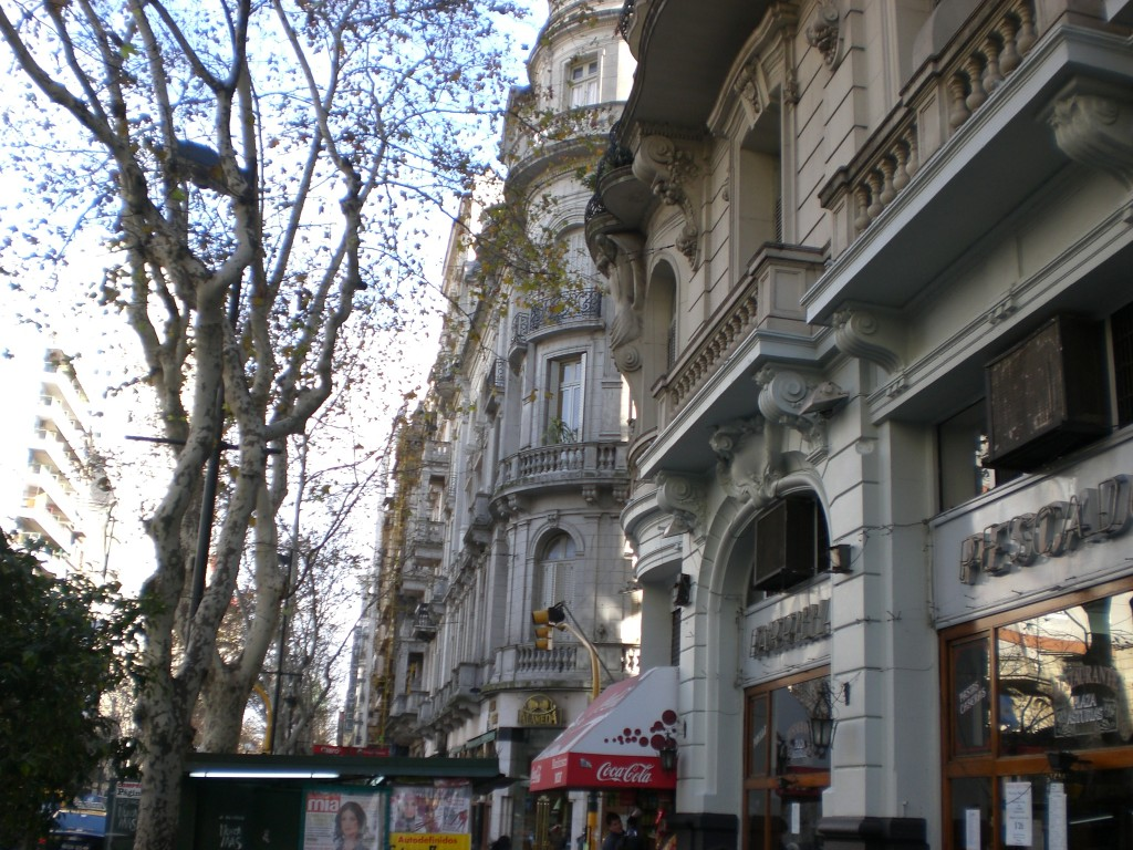 Architcture in Buenos Aires