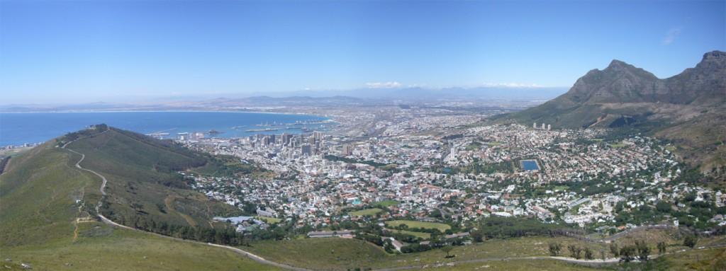 Cape Town City Scape