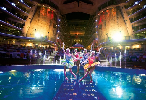 Entertainment on Cruise Ships