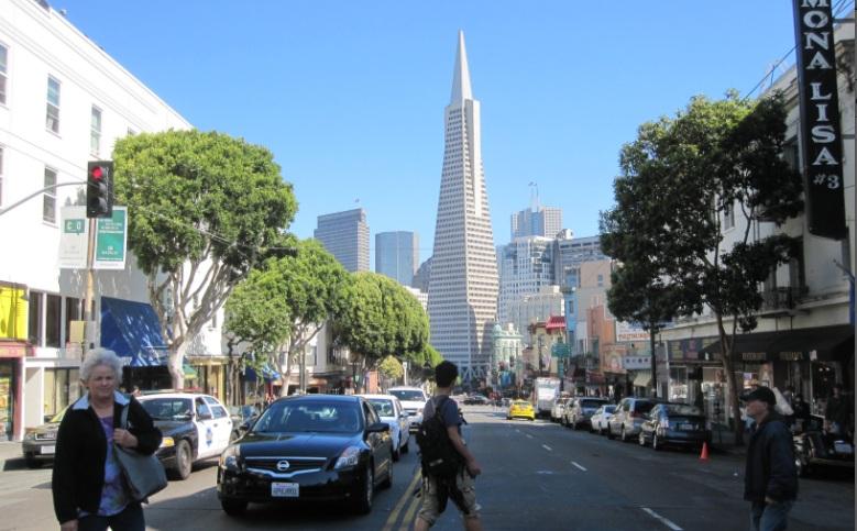 San Francisco Sky Line