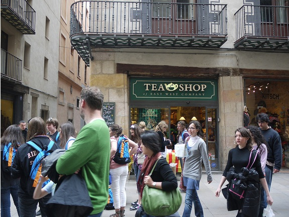 stores in Barcelona