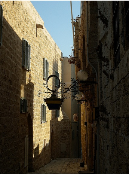 Architecture in Jaffa