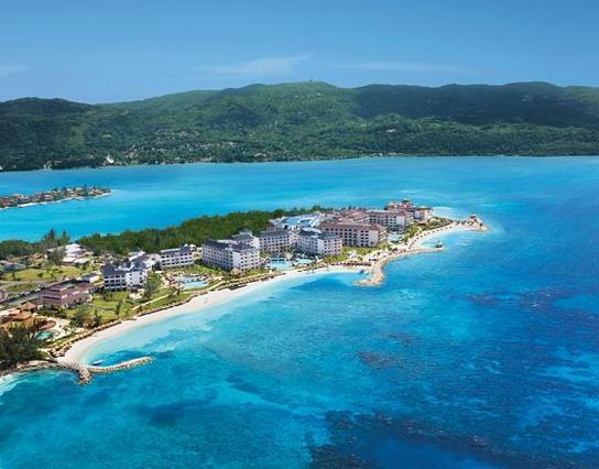 Amazing beaches in Jamaica