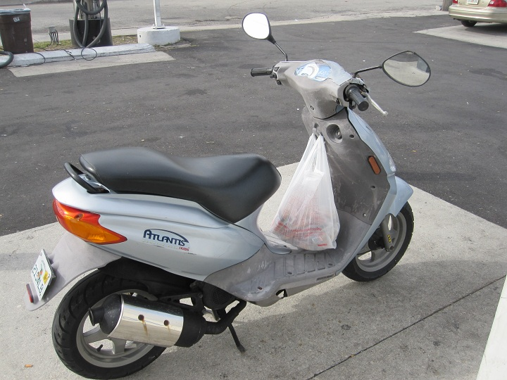 Derbi Scooter