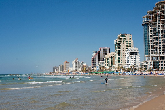 Beaches in Israel