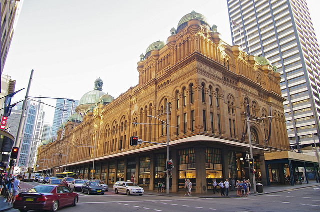 Romanesque Revival Architecture in Australia