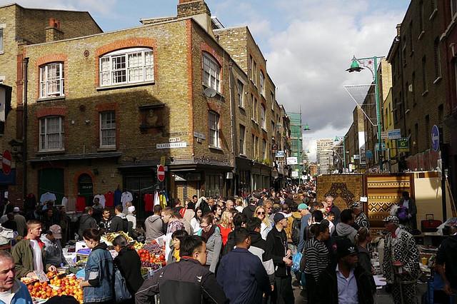 Sunday Markets in London